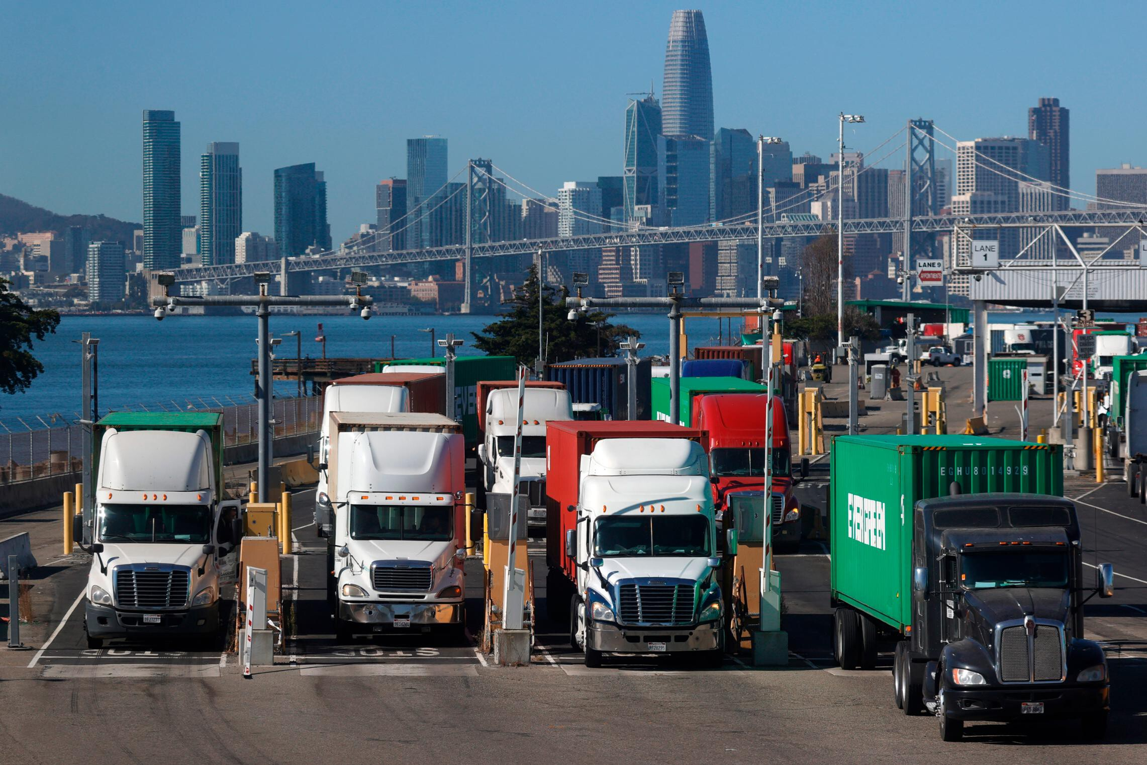 How Biden's infrastructure bill could help prevent the next supply chain crisis