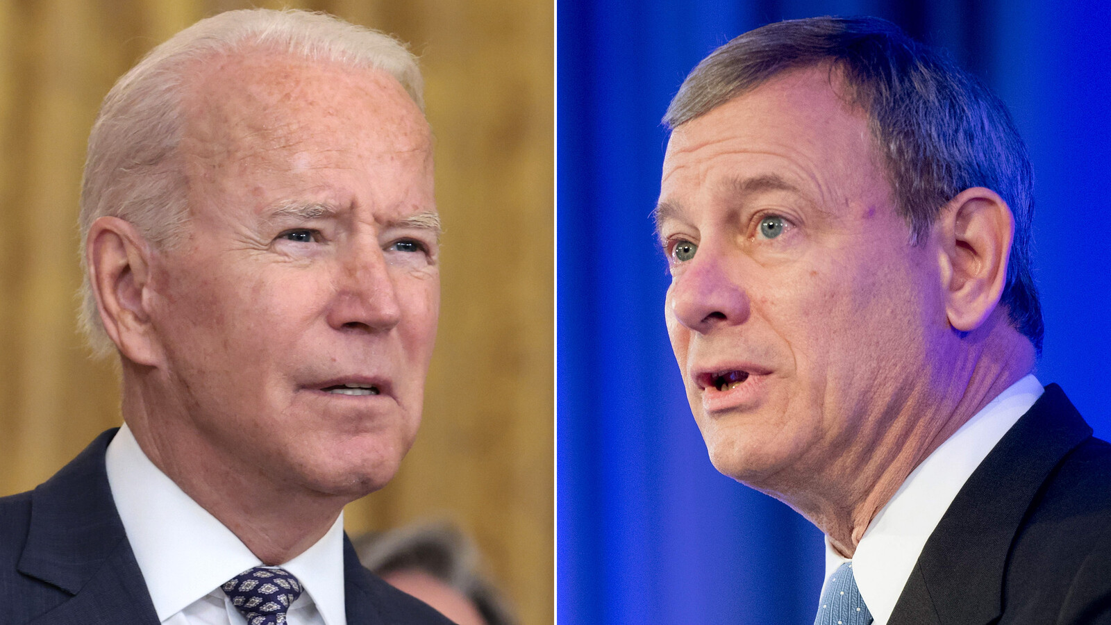 Conservative-dominated bench denies Biden same deference it once gave Trump