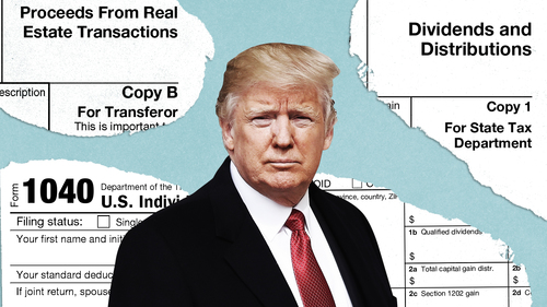 Image for Trump loses battle on financial records, but Supreme Court ruling buys him time