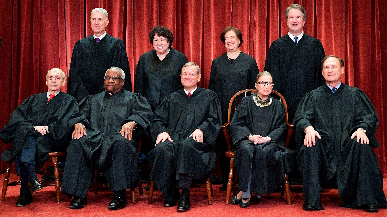Supreme Court draws battle lines for voting amid coronavirus pandemic