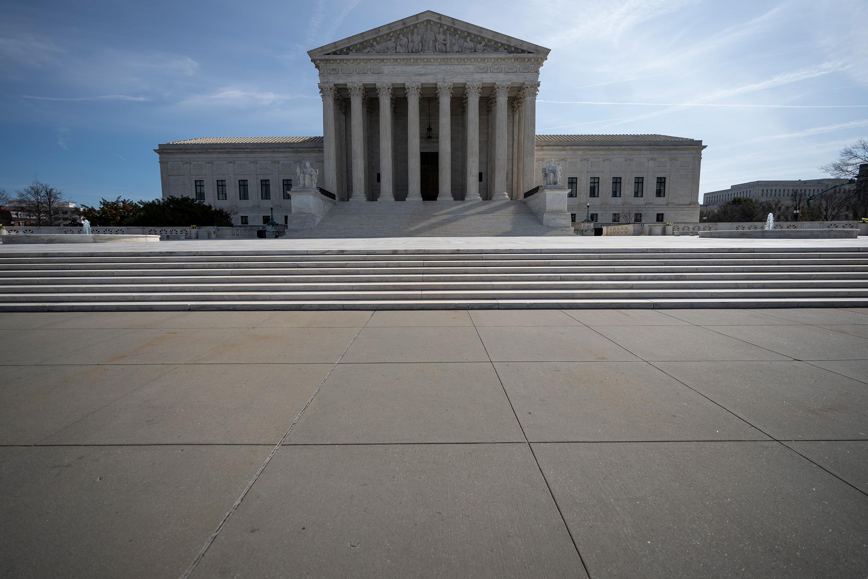 Supreme Court rejects appeal from Louisiana inmate with coronavirus concerns