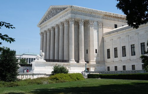 Image for Supreme Court's blockbuster term hits with LGBT, abortion, DACA and more