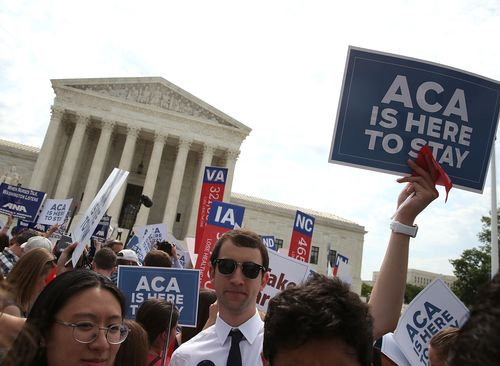 Image for Supreme Court appears to signal Obamacare will survive latest GOP challenge