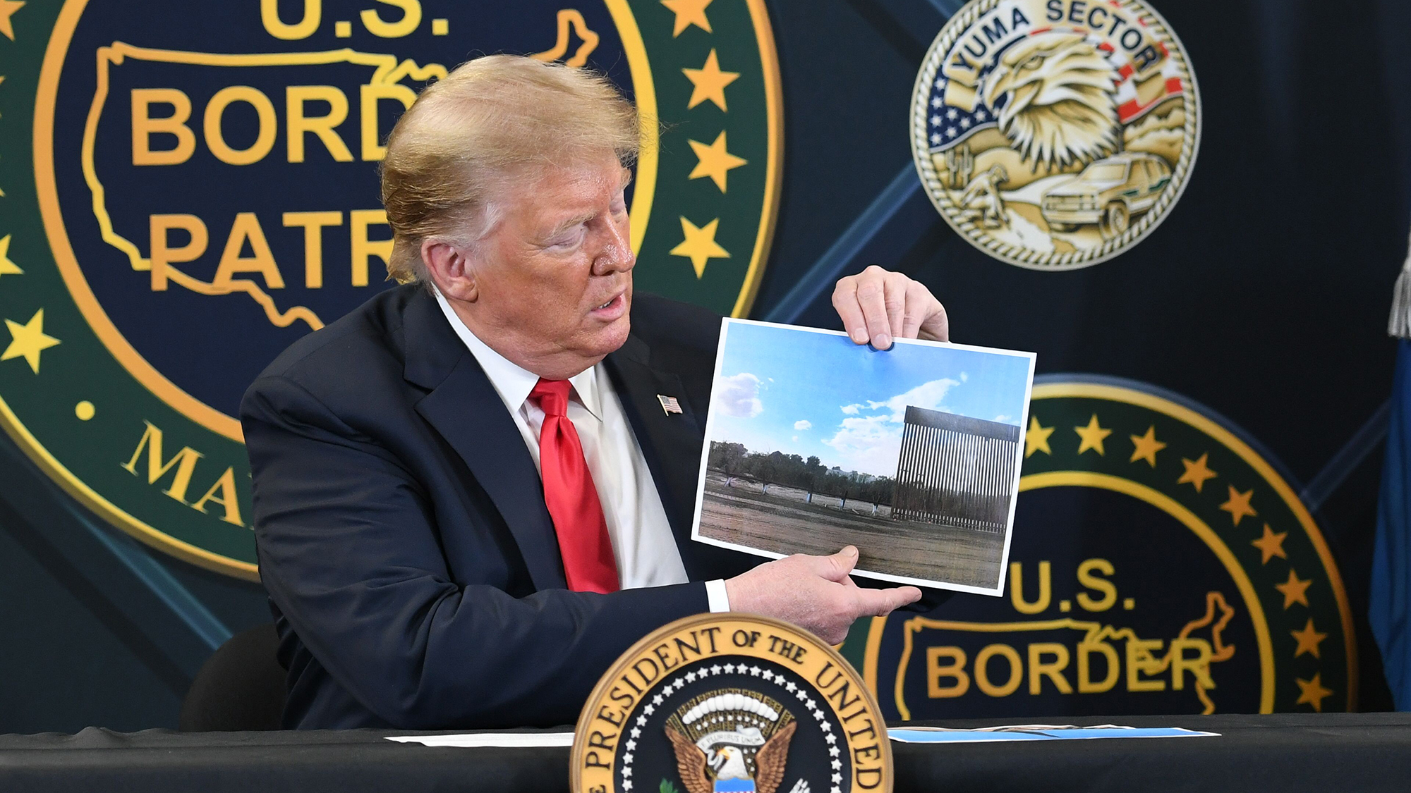 Supreme Court to hear challenges to Trump border wall funding and asylum policies