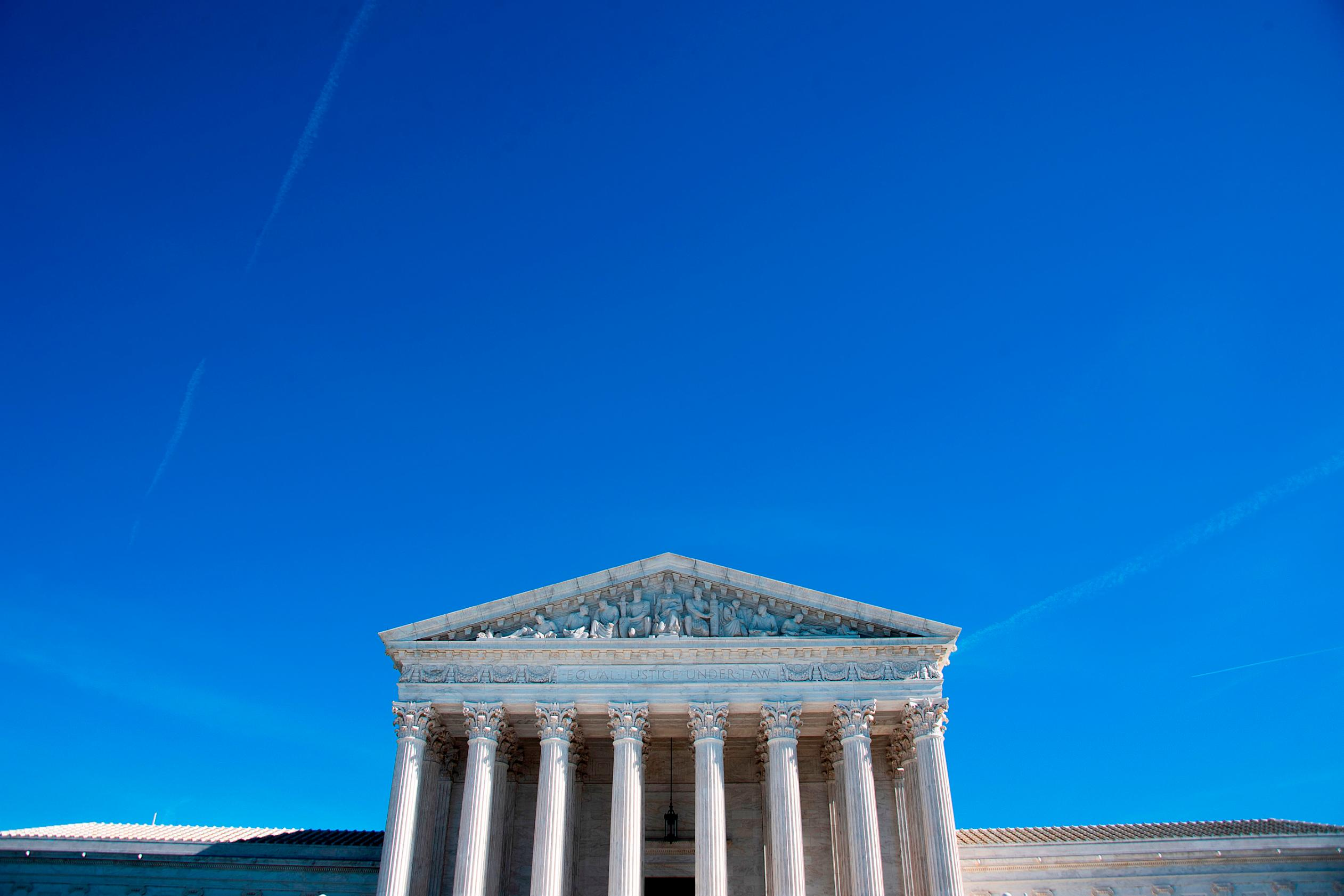 Supreme Court allows rule to take effect that could reshape legal immigration