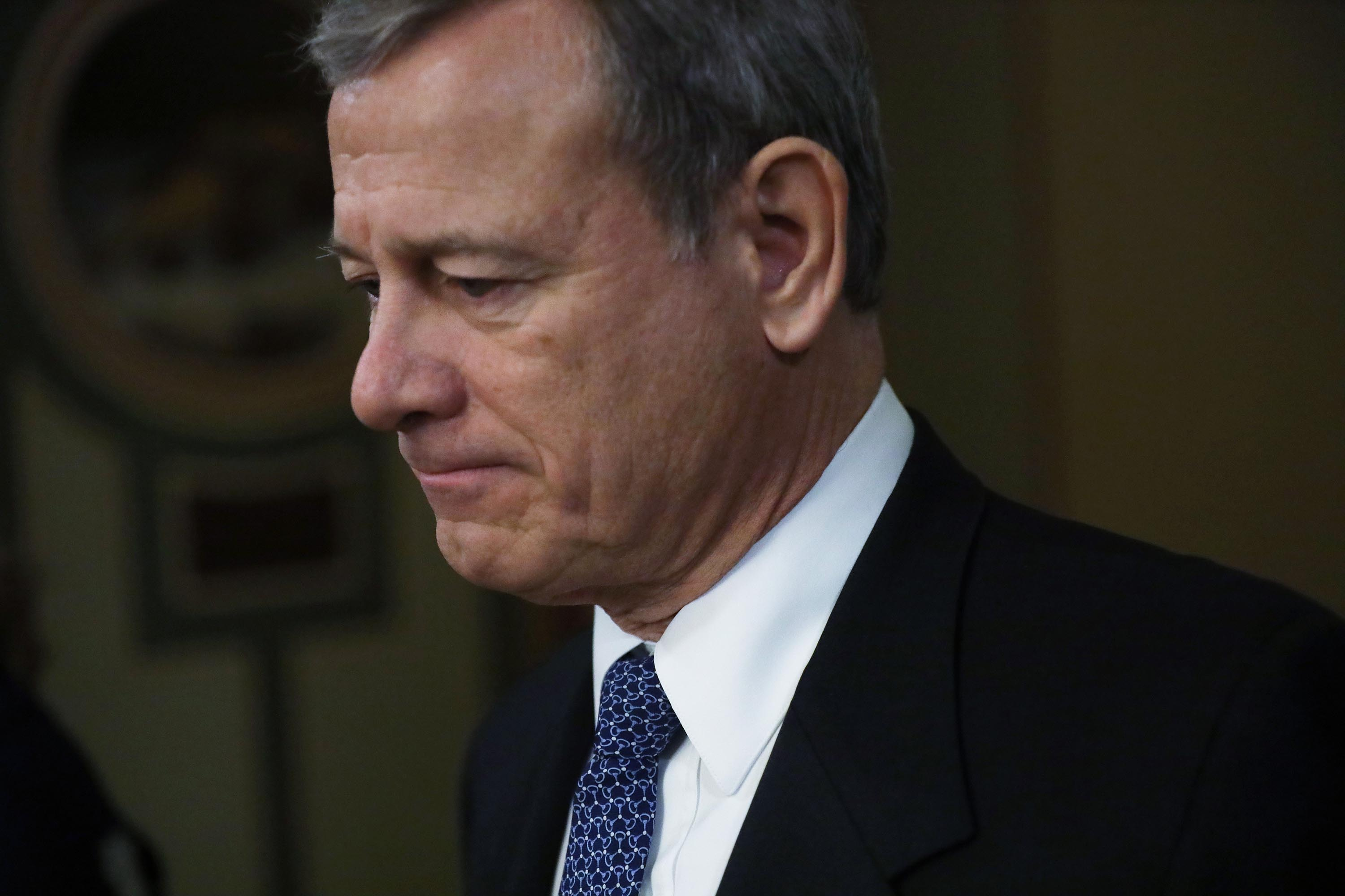 John Roberts has another chance to diminish the Voting Rights Act