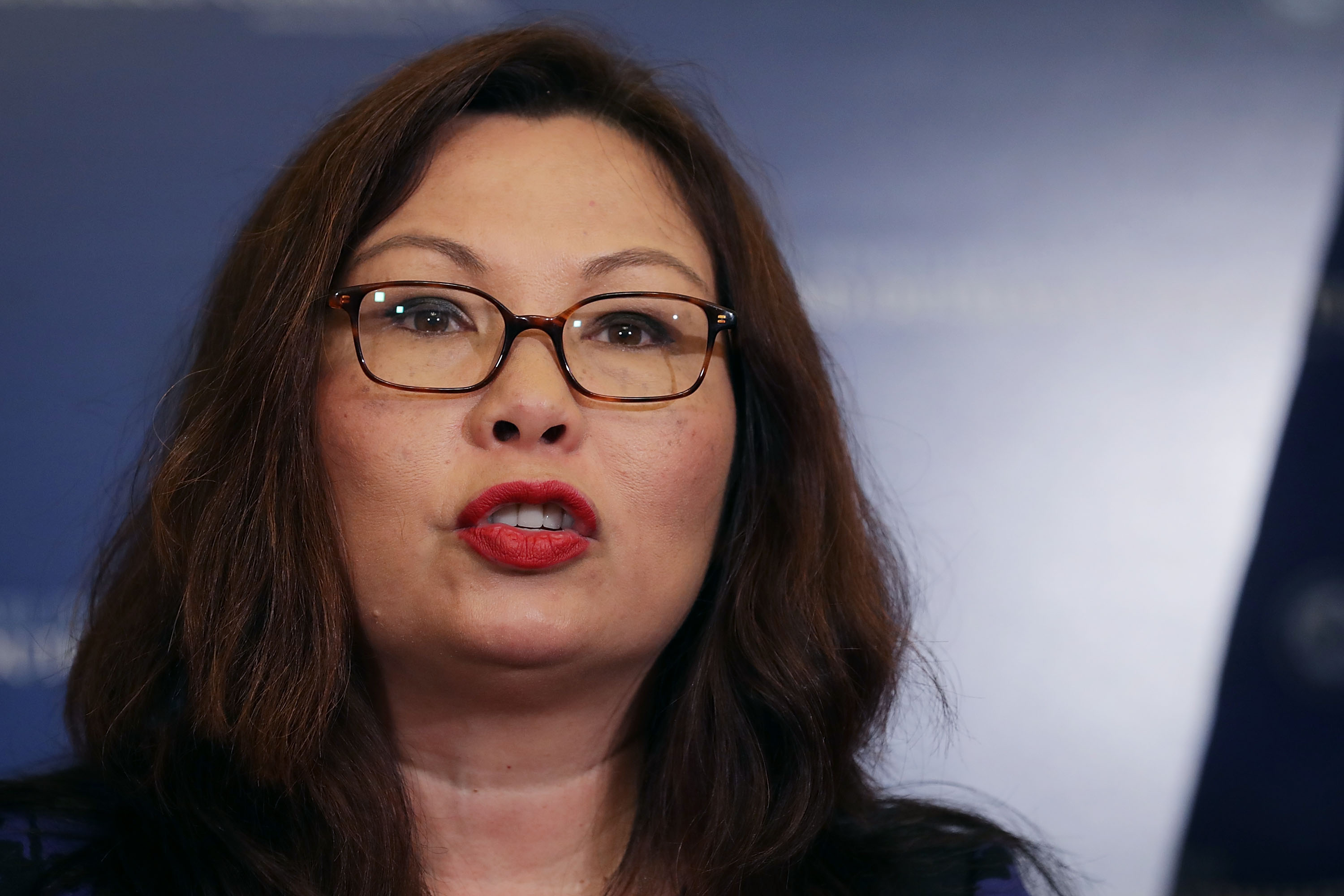 Illinois Sen. Tammy Duckworth says Trump's 'priorities are all wrong'