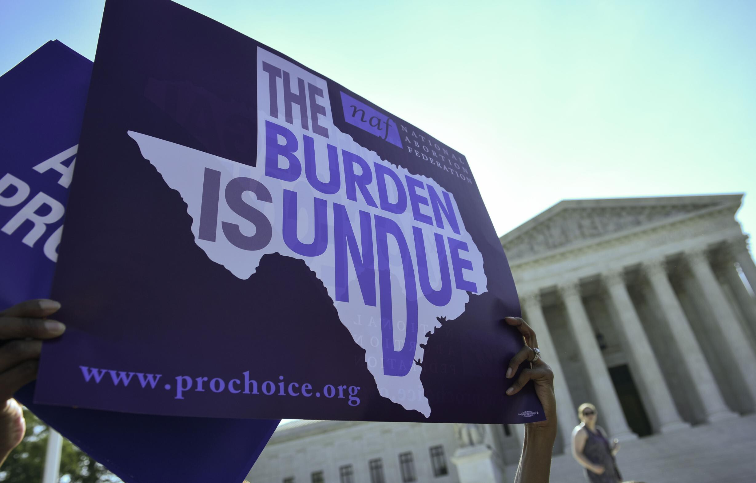 Texas abortion providers go back to Supreme Court to expedite challenge to six-week ban