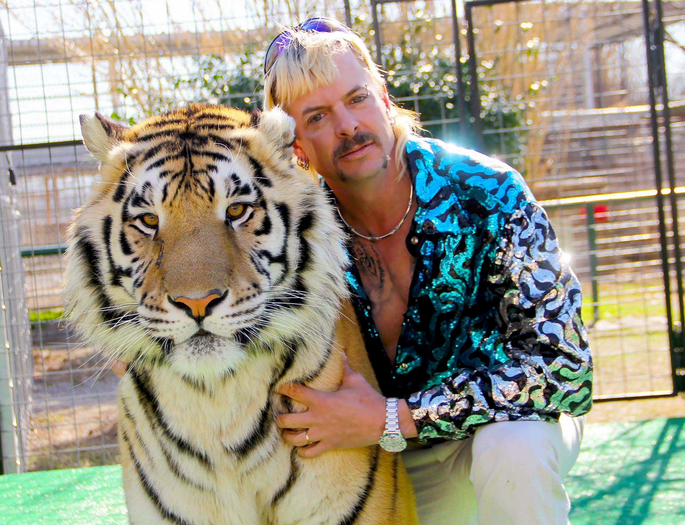 Invoking 'Tiger King,' House passes bill banning big cat ownership