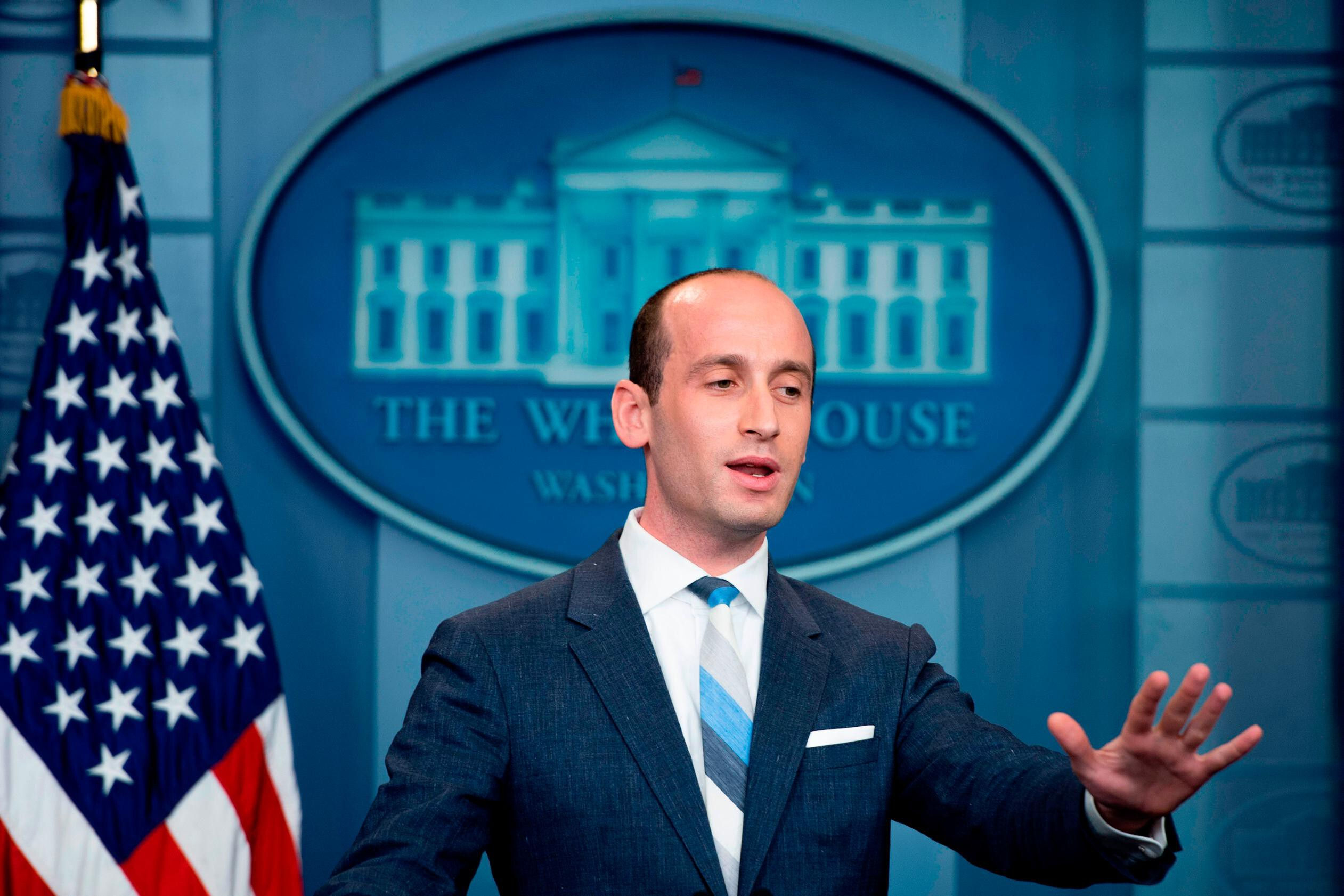 How Trump adviser Stephen Miller slowed down the entry of Afghan allies who helped the US
