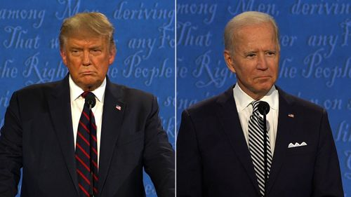 Image for Fact check: Biden and Trump comments at the first debate