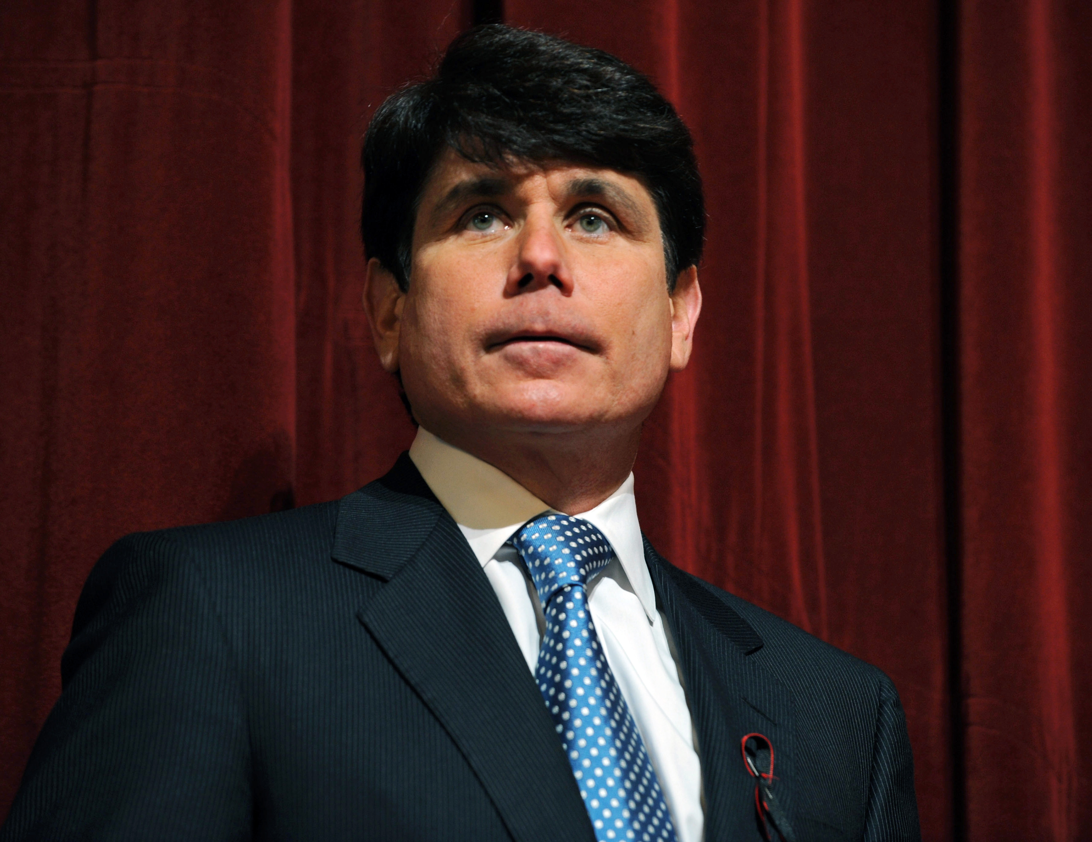 Trump commutes Blagojevich's sentence and grants clemency to 10 others