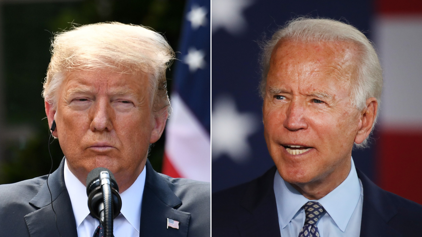 Trump's campaign returns to TV airwaves with ads attacking Joe Biden