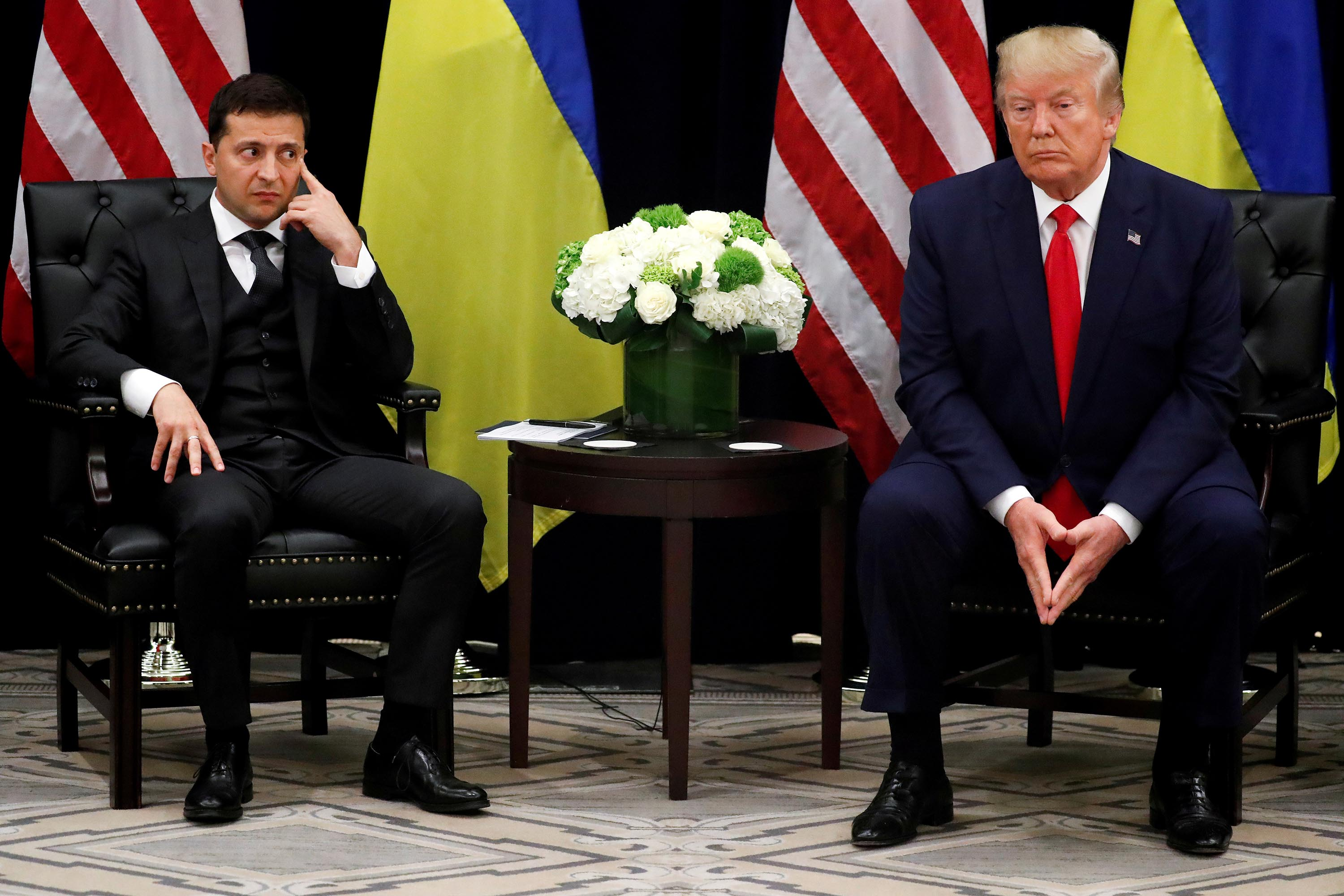 Fact check: 65 ways Trump has been dishonest about Ukraine and impeachment