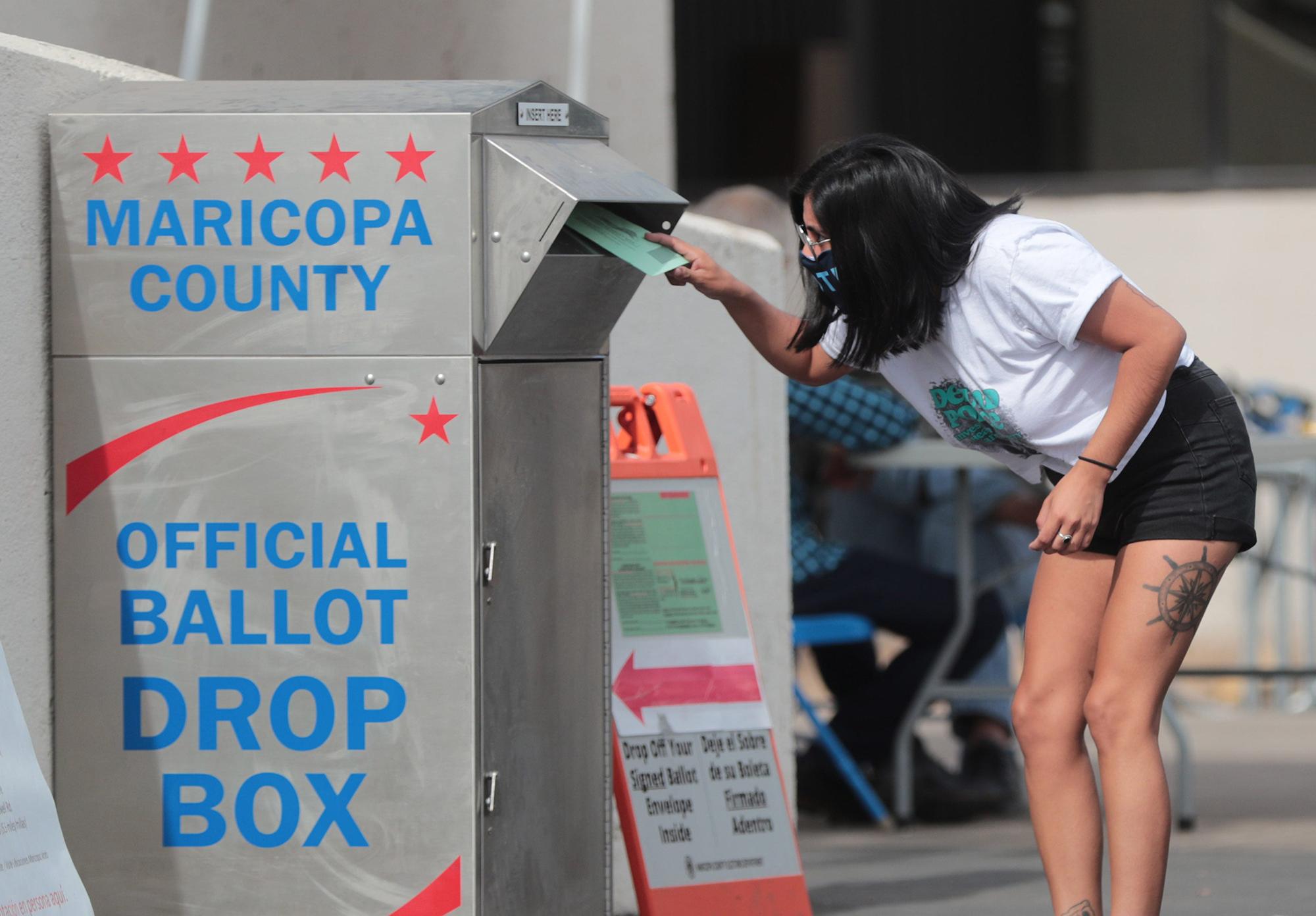 Arizona Republic: Trump allies pressured Maricopa County election supervisors