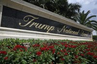New York Times: Fake video of Trump shooting media and critics played at his resort