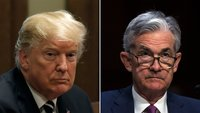Trump on Fed Chair Jerome Powell: 'He's trying to prove how tough he is'
