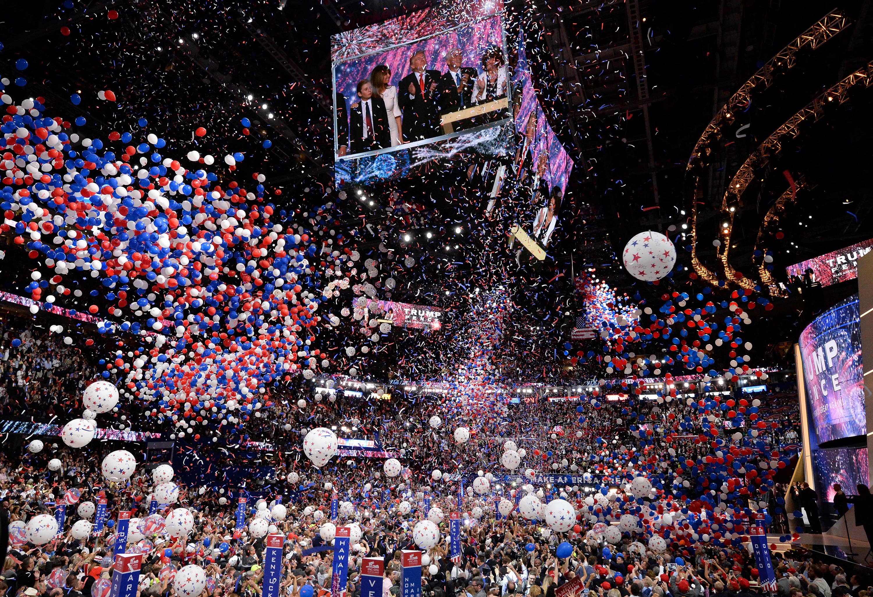 Trump's dream of a glitzy nominating convention is fading away