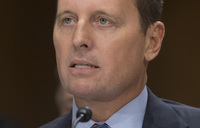 Trump names staunch loyalist and current US Ambassador to Germany Richard Grenell as acting intelligence chief