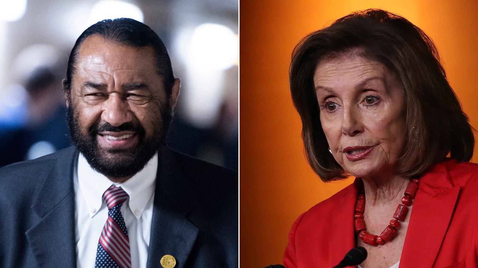 House kills solo Democrat's bid to impeach Trump