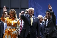 Trump claims Japan 'doesn't have to help' if US is attacked