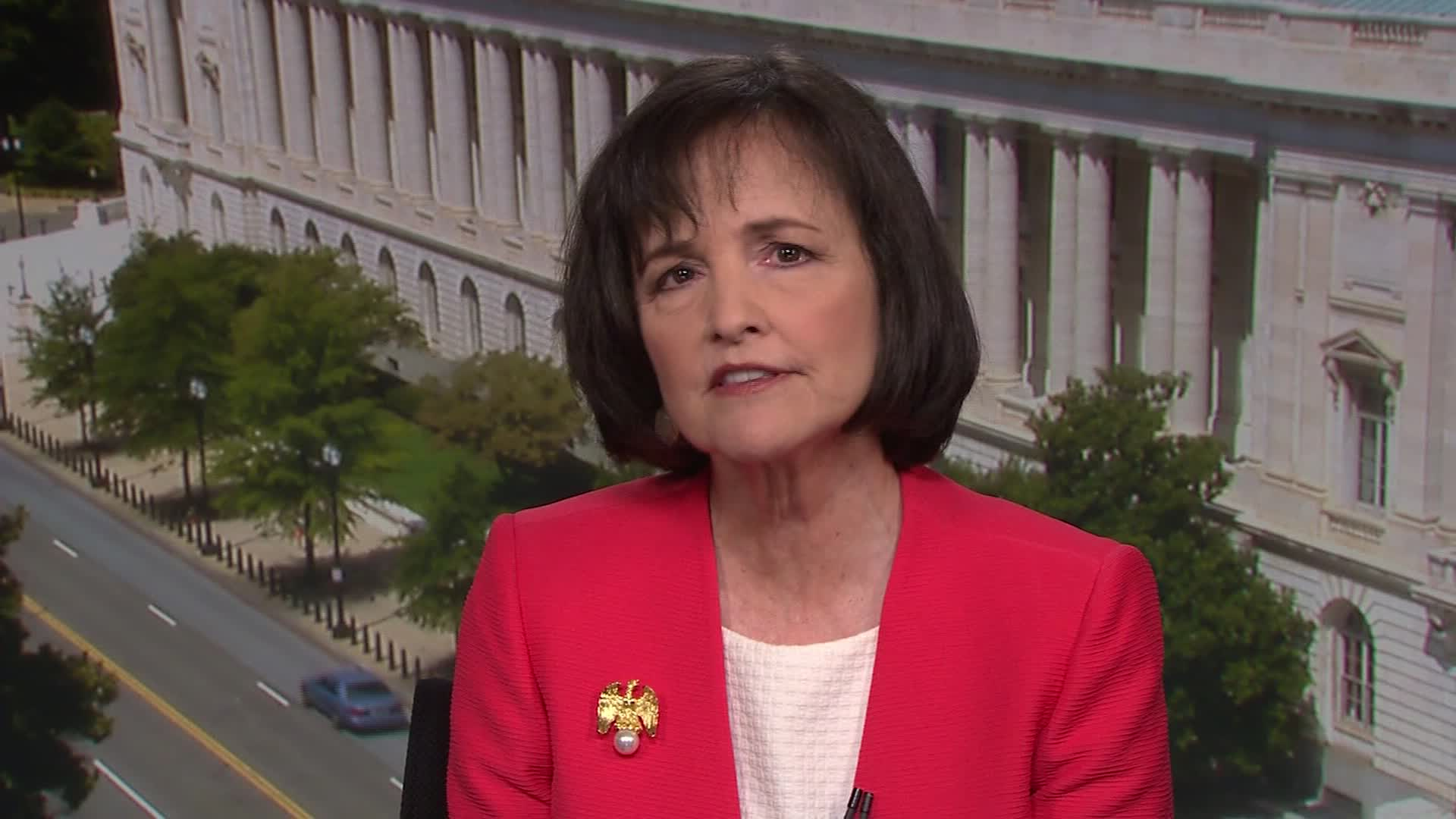 Trump takes the next step in Judy Shelton's nomination to Federal Reserve board