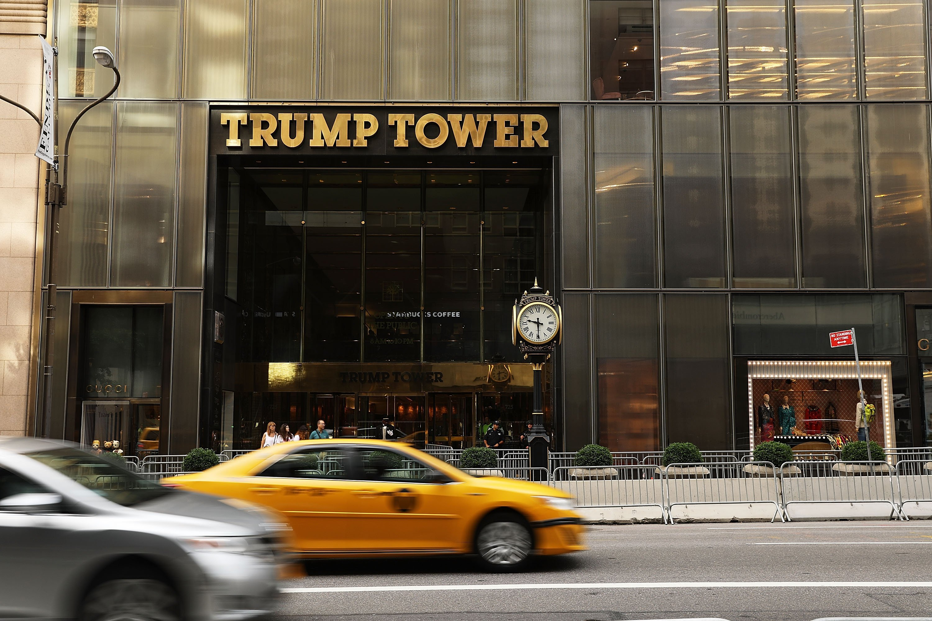 Feds end investigation into Trump Org and hush money payments