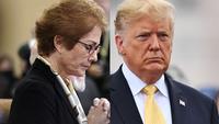 Trump captured on tape demanding firing of ambassador to Ukraine, attorney says
