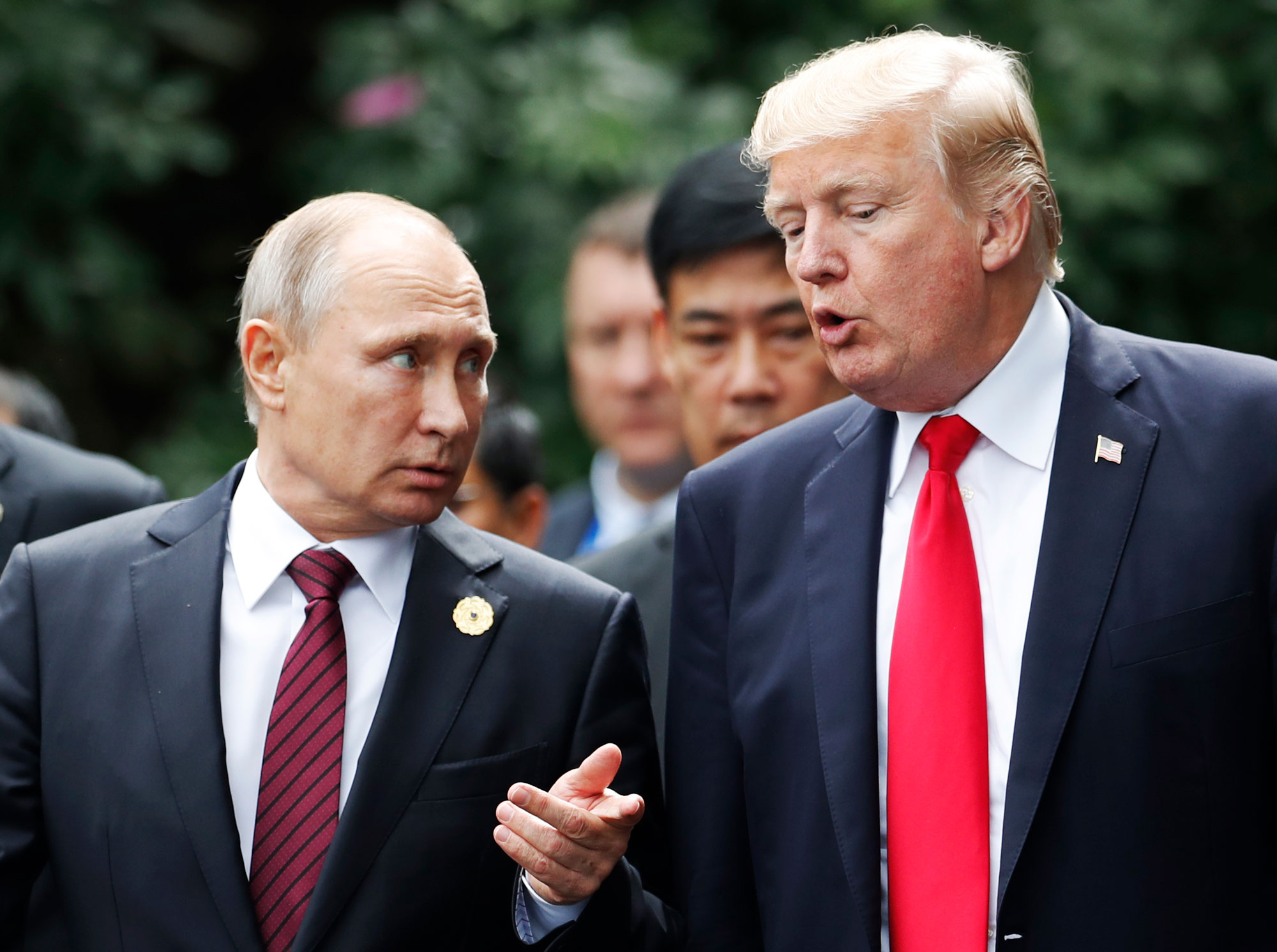 Trump says he will speak with Putin to discuss oil market and trade