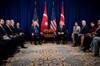Trump to meet Turkey's Erdoğan on first day of public impeachment hearings
