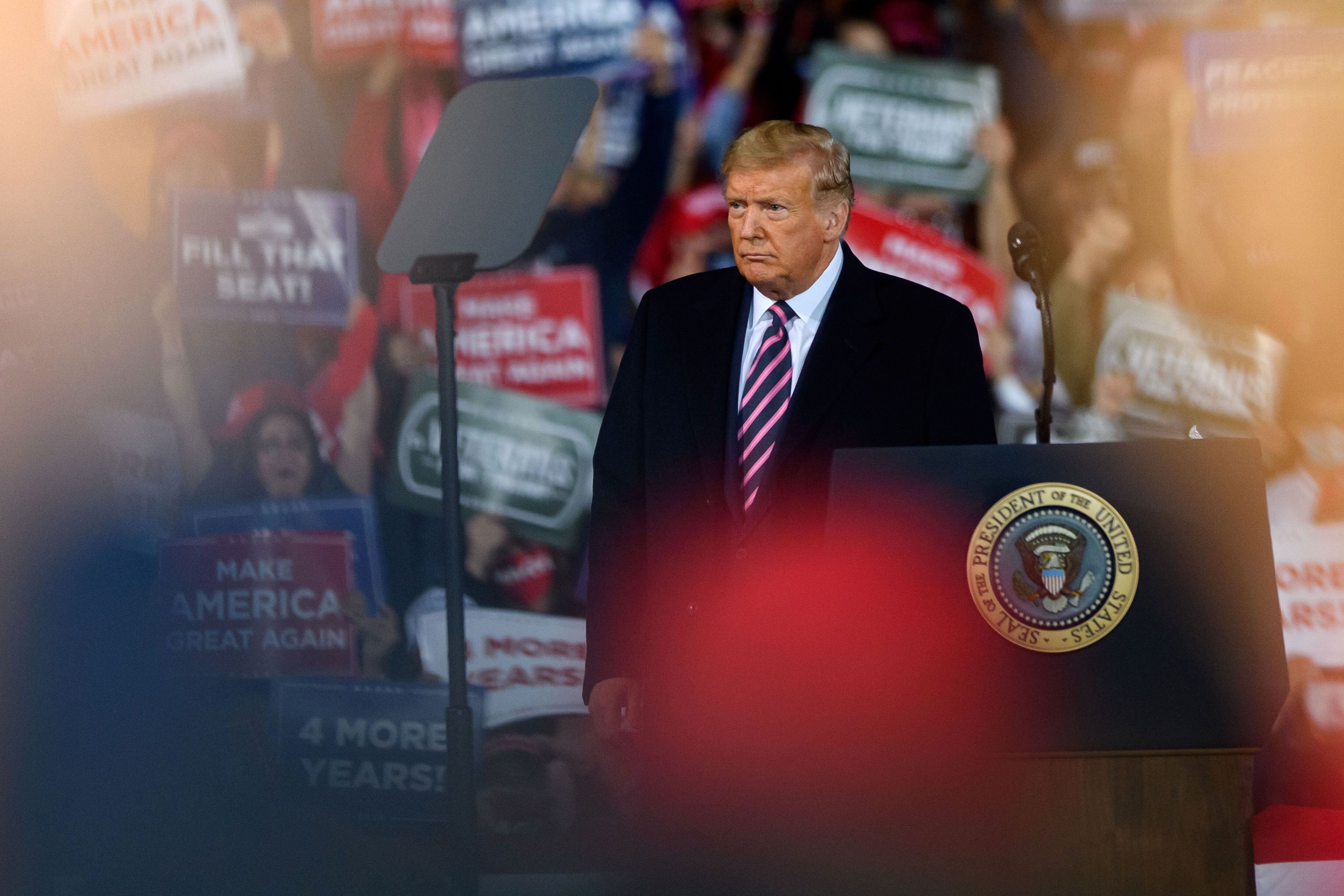 New York Times: Trump 2020 campaign refunds millions to donors after using aggressive fundraising tactic