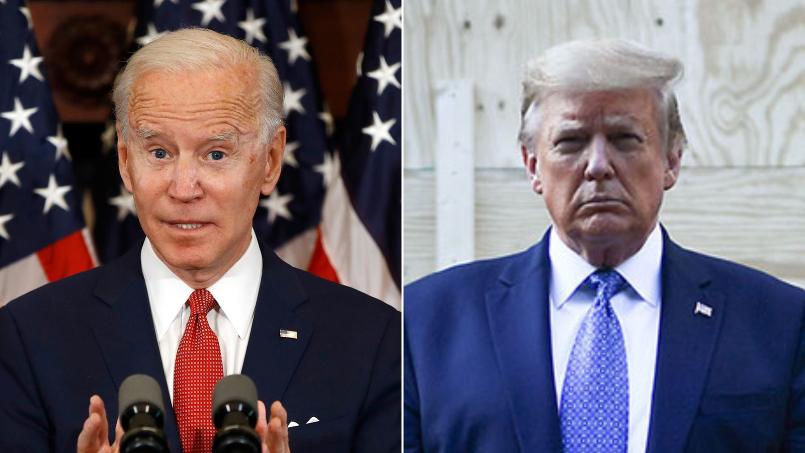 Trump's new line of attack on Biden is an old campaign standby