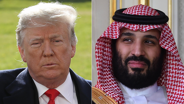Trump and Saudi Arabia stay close after Pensacola shooting