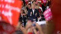 Trump aims West Coast swing to raise cash and counterprogram Democrats