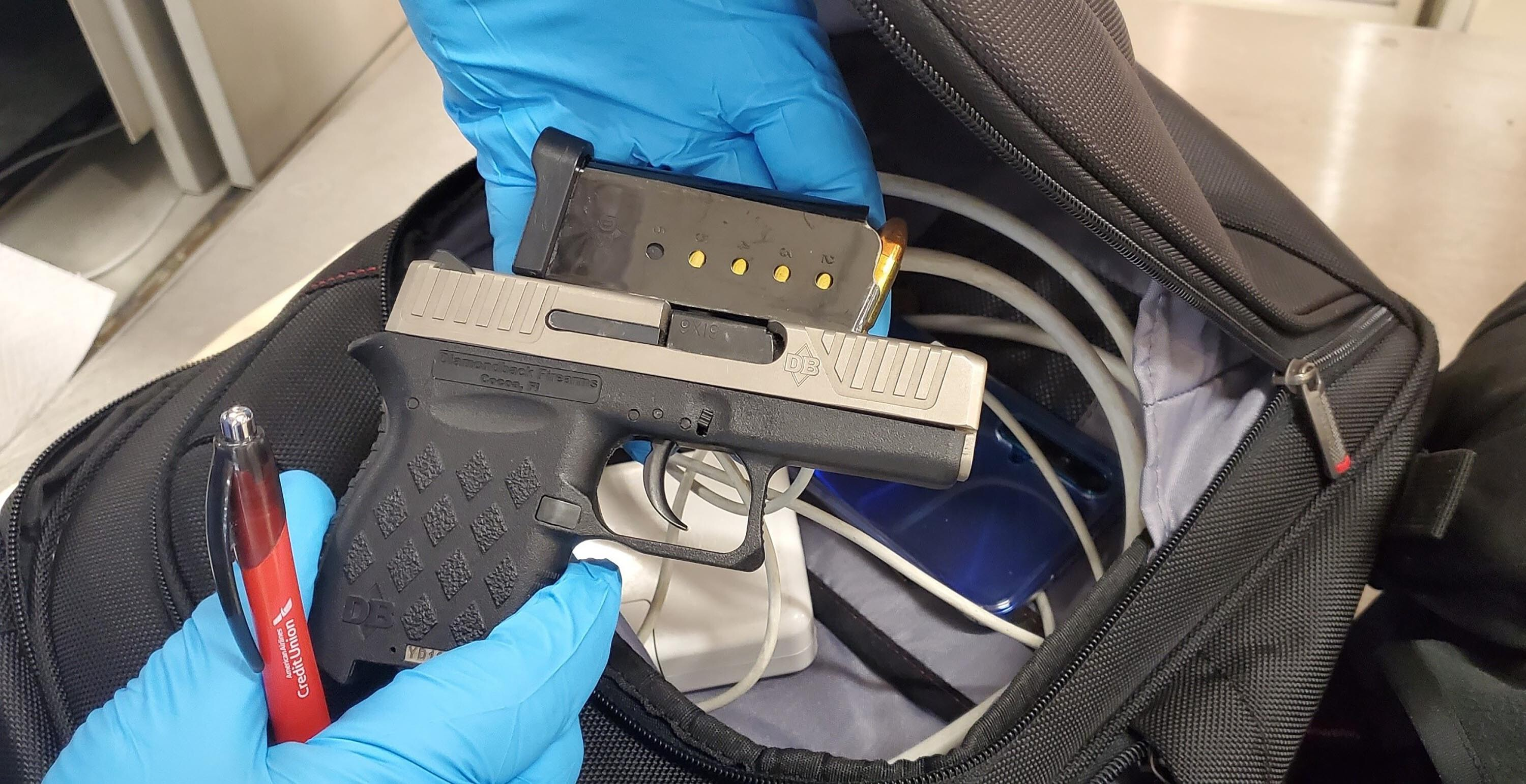 'Huge problem': Passengers are bringing a record number of guns to the airport, TSA says