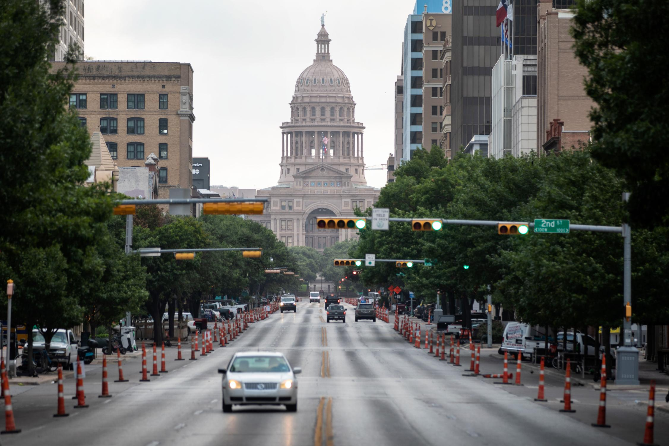 Texas House expected to pass election overhaul bill Friday