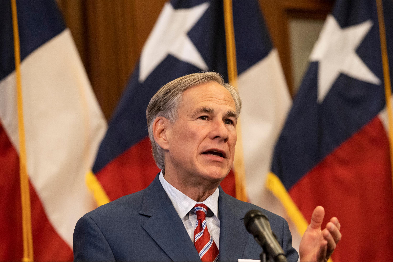 Texas governor announces special session of state legislature