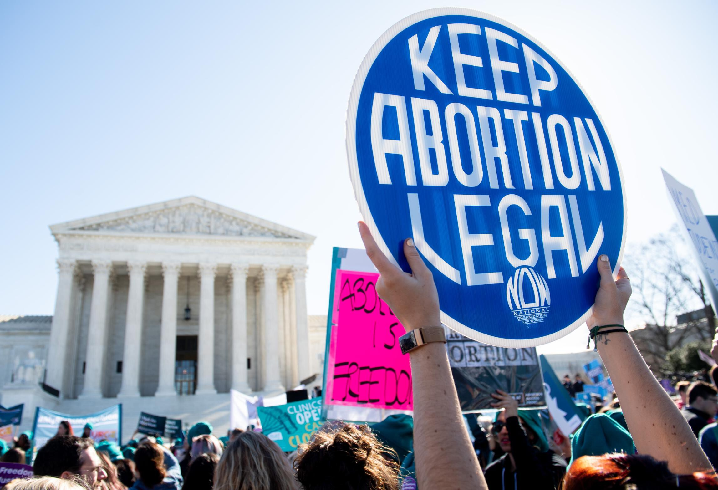 Supreme Court denies request to stop Texas 6-week abortion ban, with John Roberts and liberals dissenting
