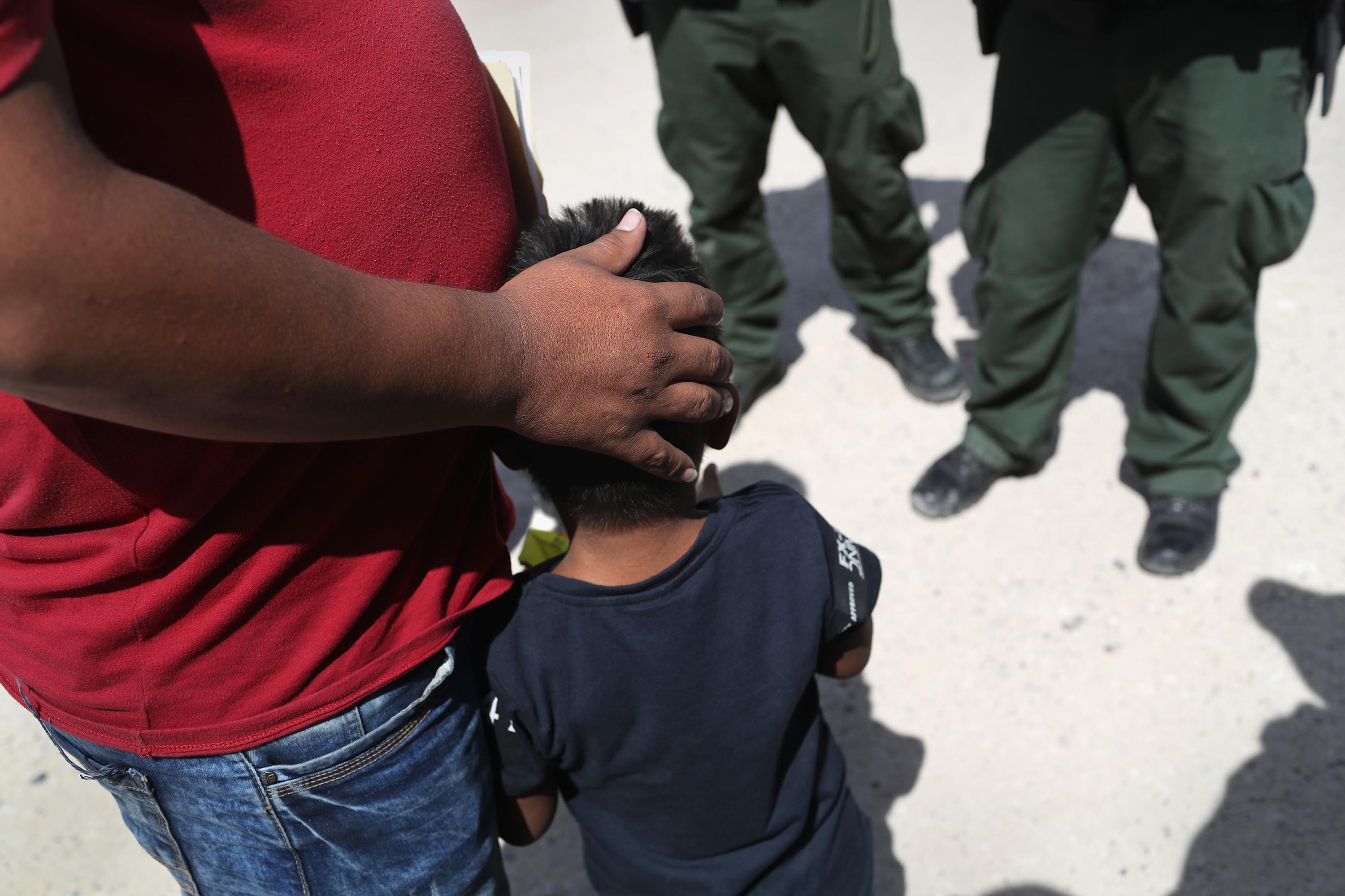More than 20,000 unaccompanied migrant children are now in US custody