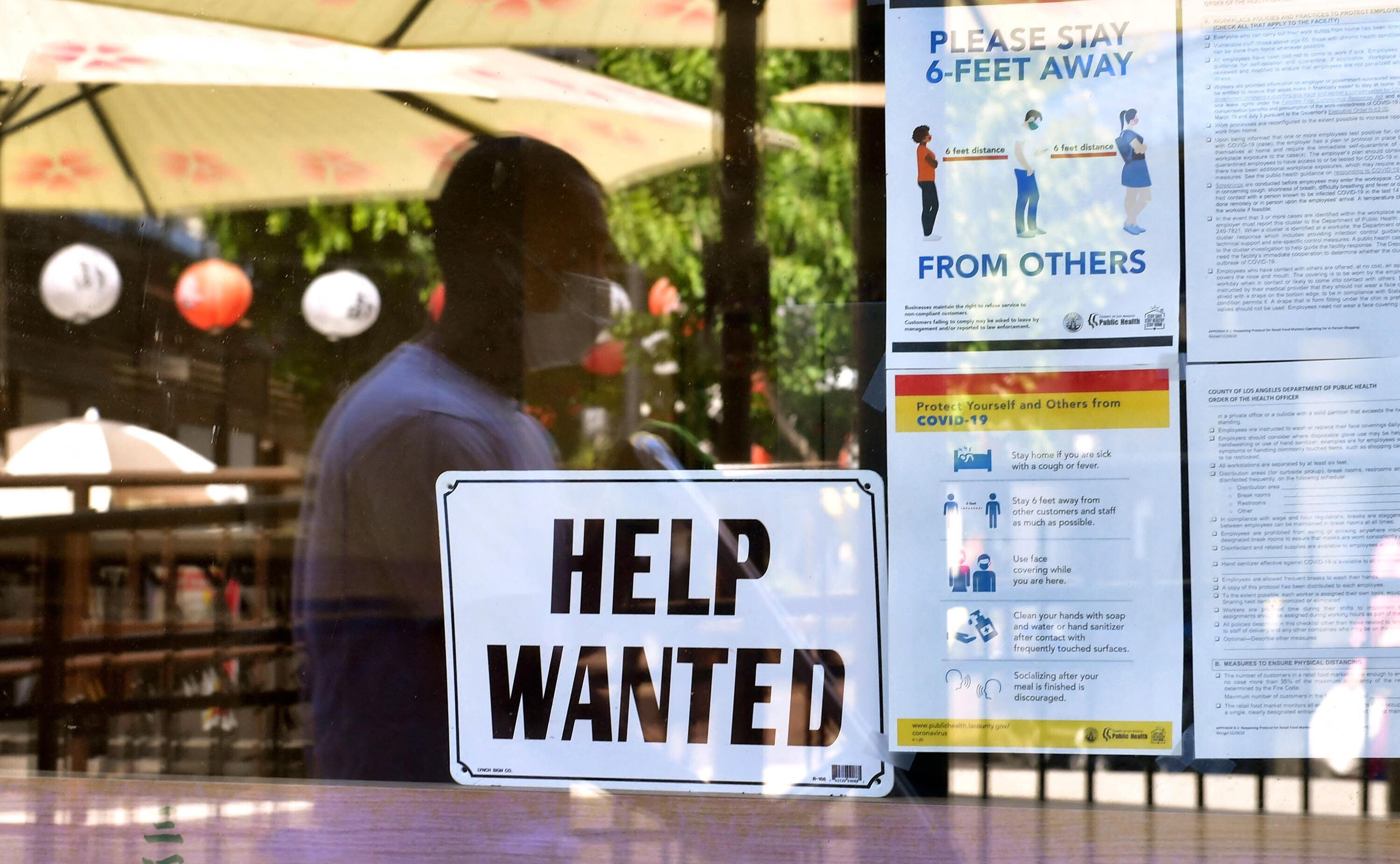 Unemployment benefits ended, but hiring did not surge in September