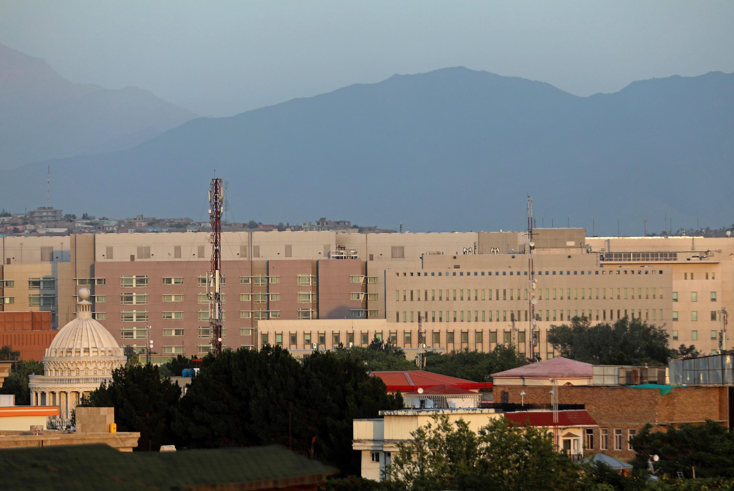 US to reduce personnel at embassy in Afghanistan as more cities fall to Taliban