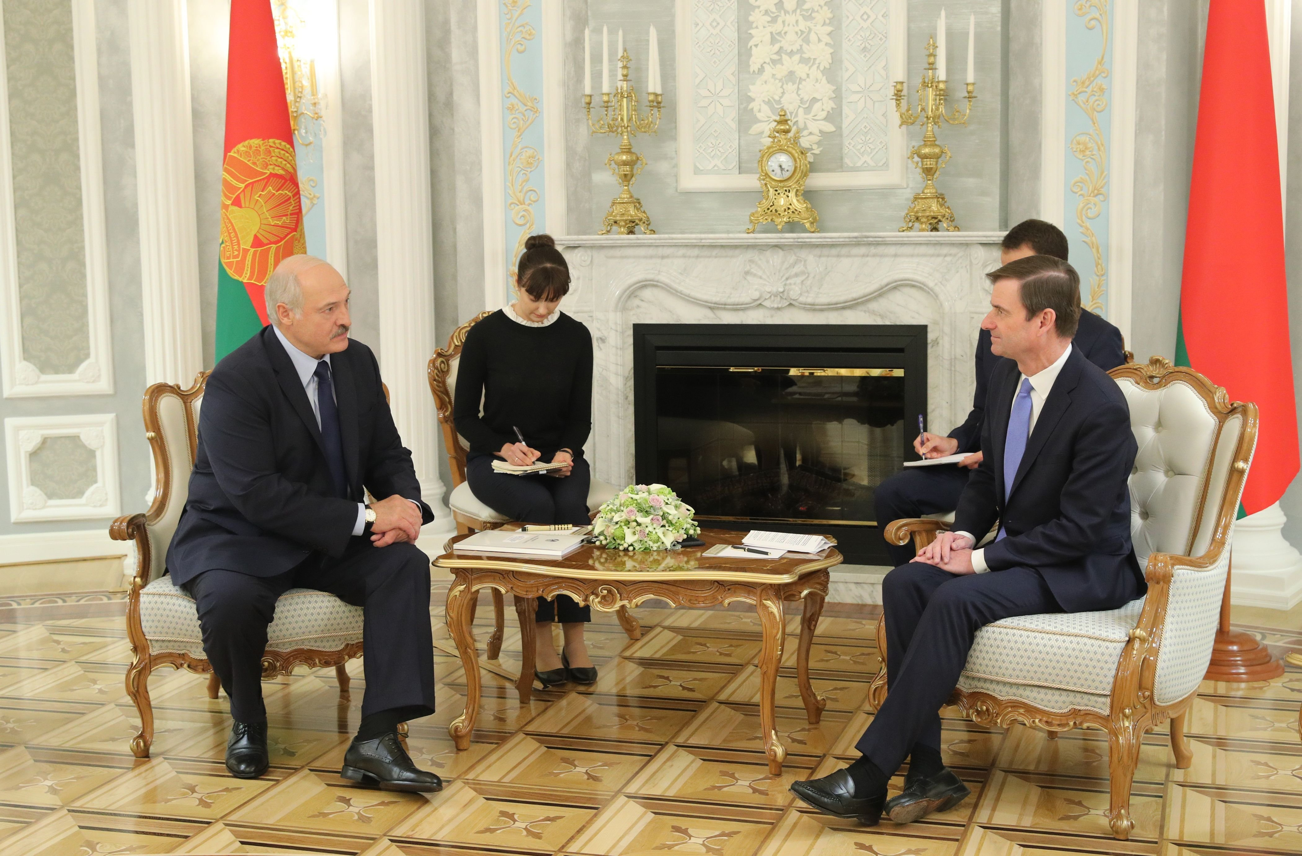US prepared to exchange ambassadors with Belarus after years of tensions