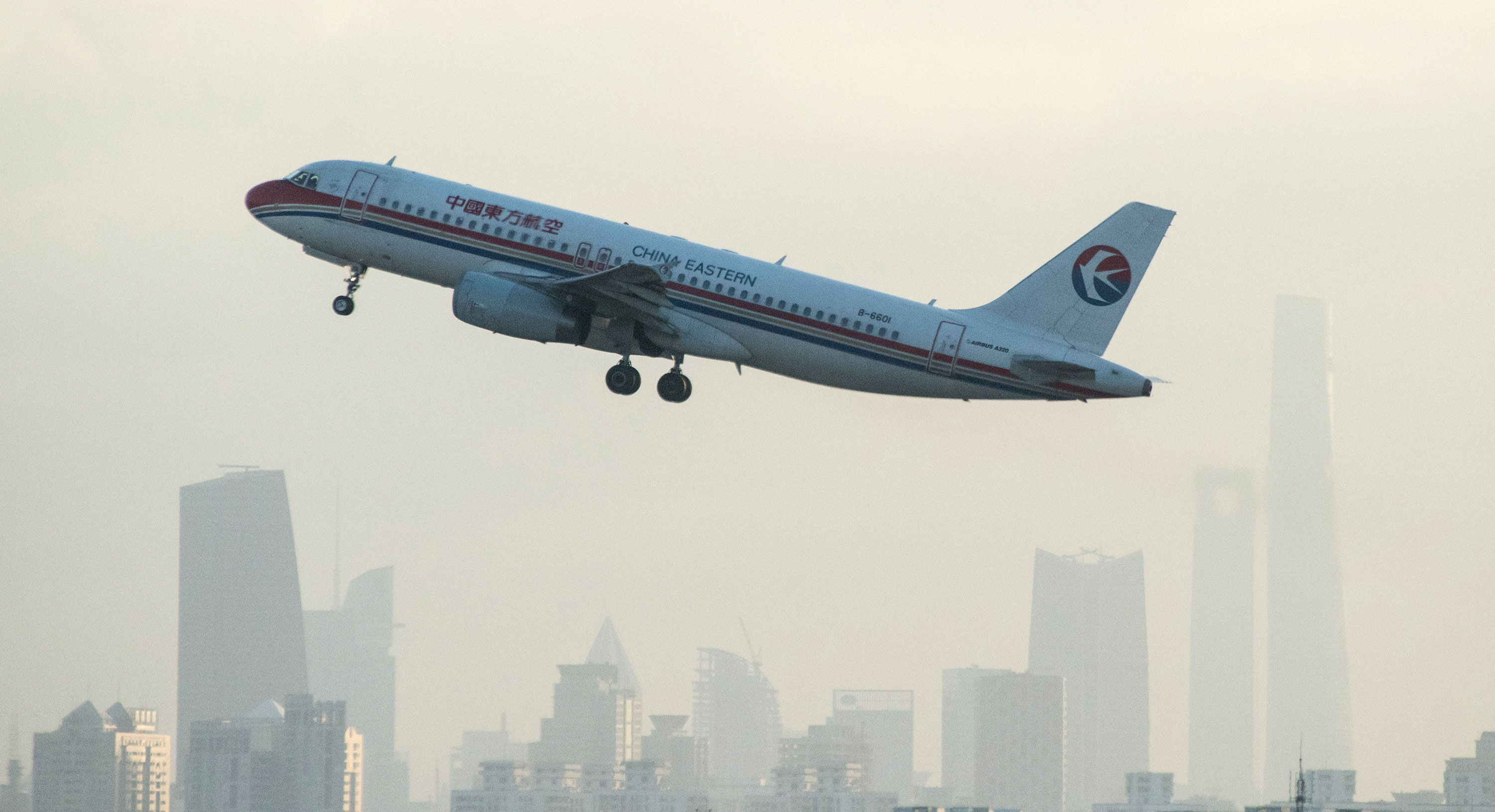 US to block Chinese airlines from flying into the US