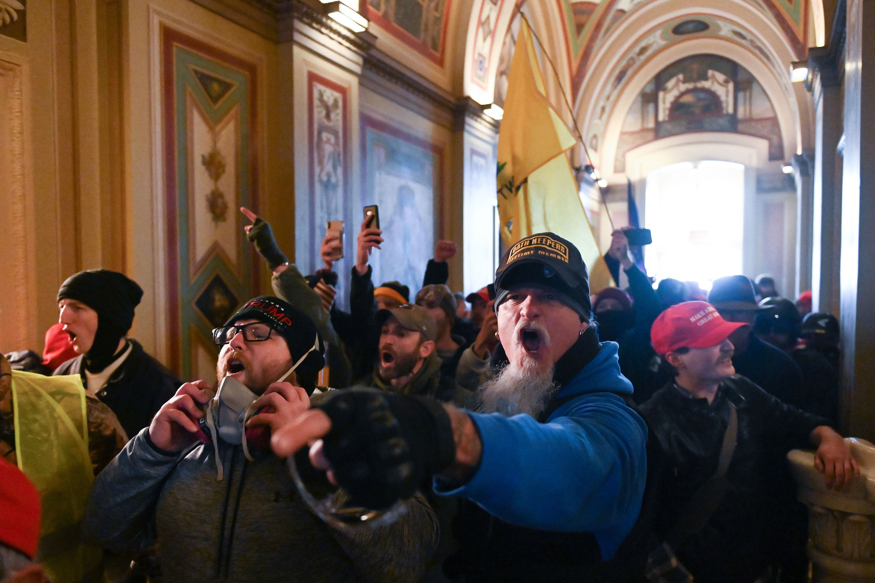 Feds warn extremists may be emboldened to carry out additional attacks after Capitol insurrection