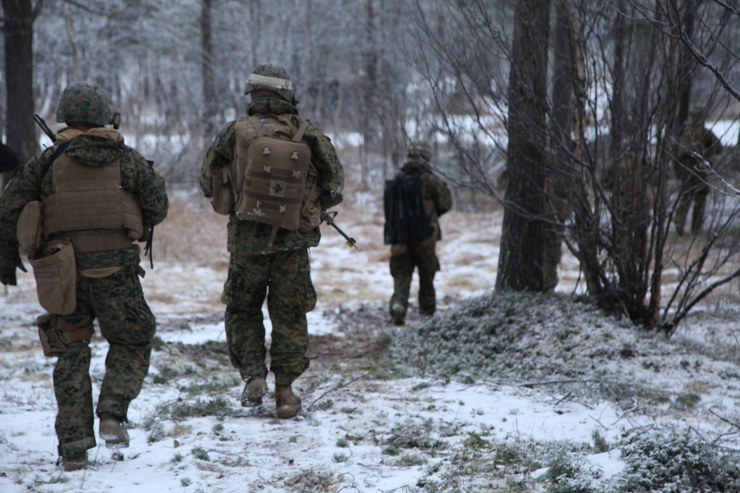 US to end deployment of US Marines in Norway after boosting it in 2018 amid Russian tensions