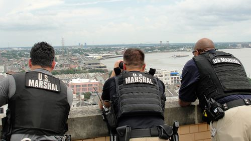 Image for US Marshals Service has manpower shortage as it faces rising threats against judges, report says