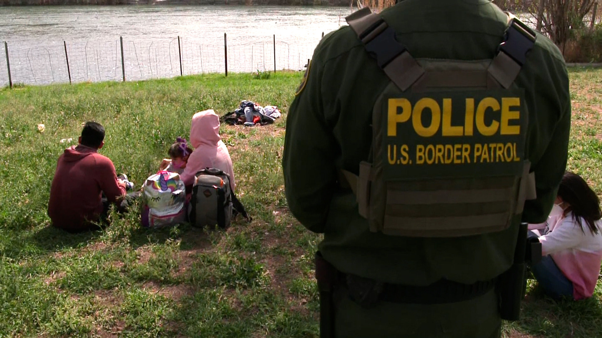 Nearly 30% of encounters on the US-Mexico border in March were repeat crossers, administration says