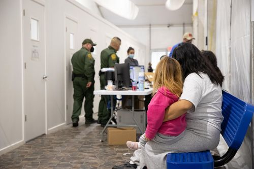 Image for Biden administration projects at least 34,100 more beds needed to shelter migrant children