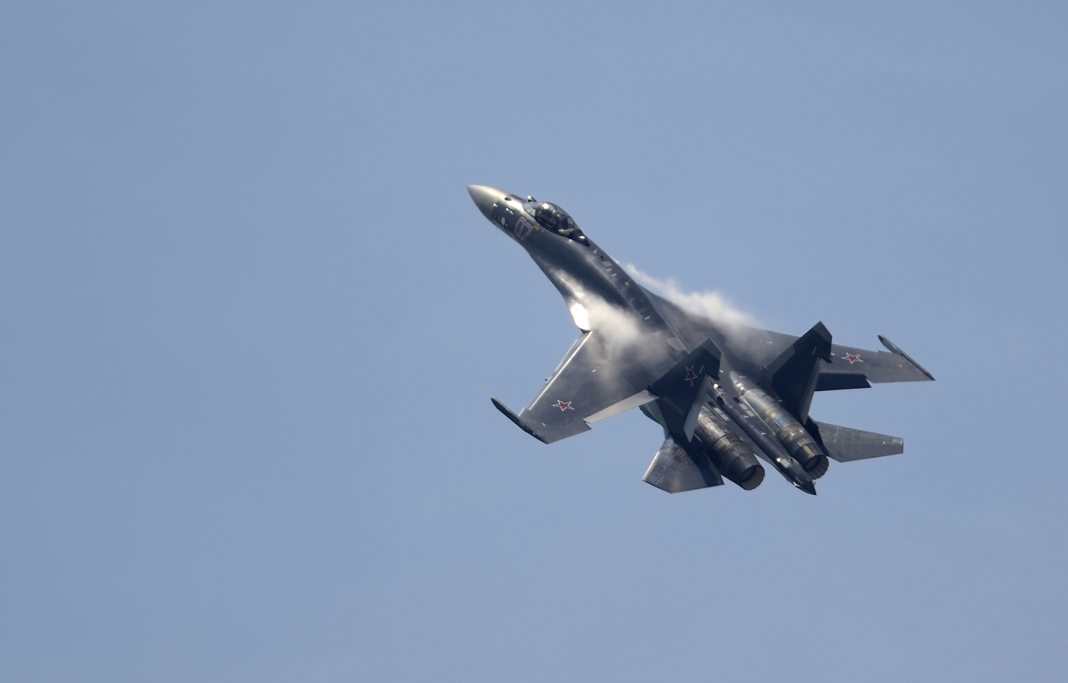 US military again accuses Russian jets of 'unsafe' aerial encounter