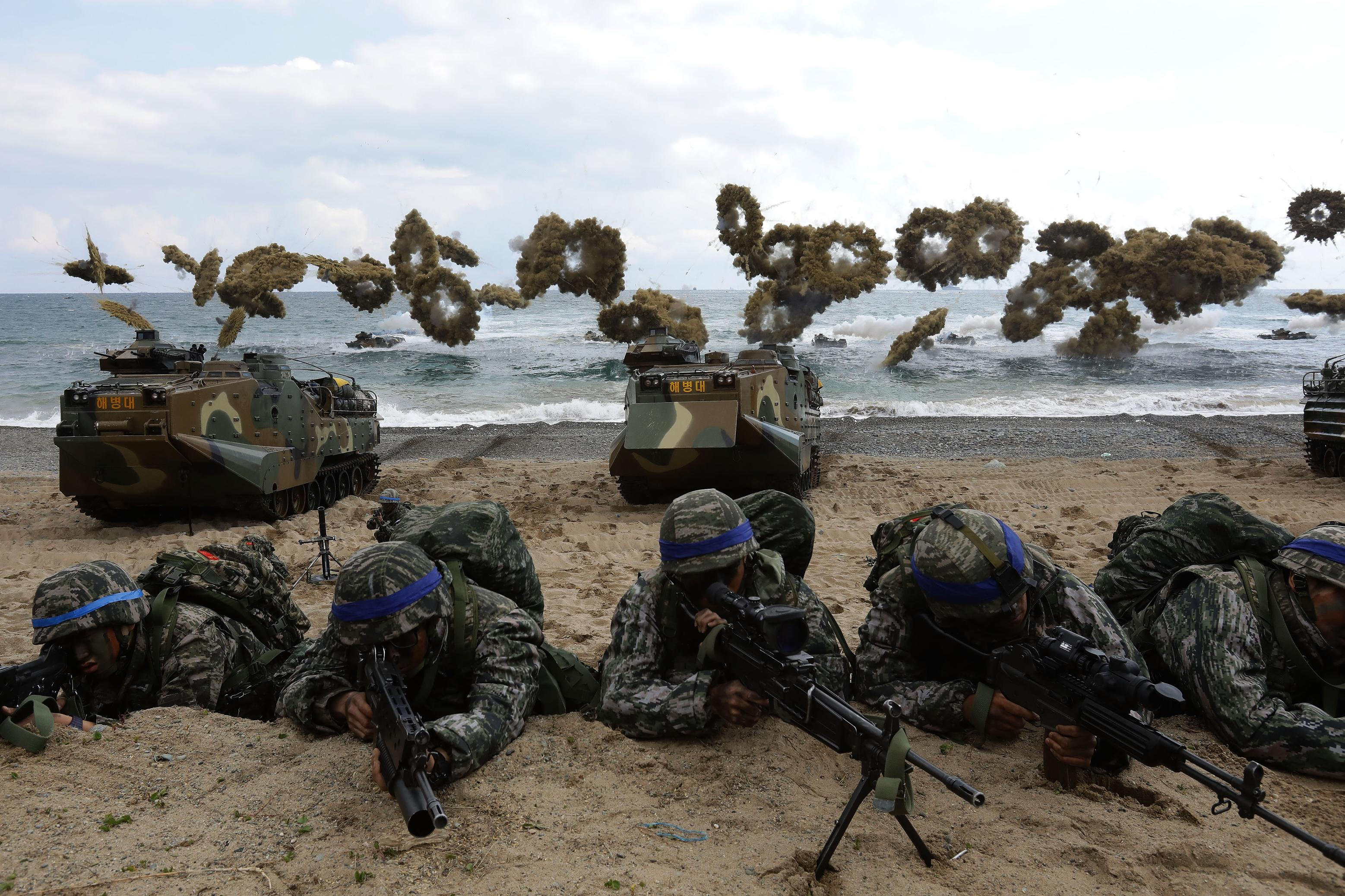 US-South Korea military exercises expected to be scaled back due to coronavirus